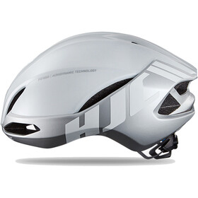 HJC Furion Road Helm gloss white/silver